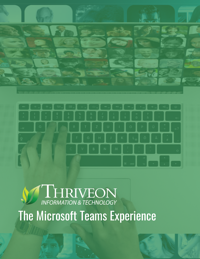 Cover - MS Teams Experience