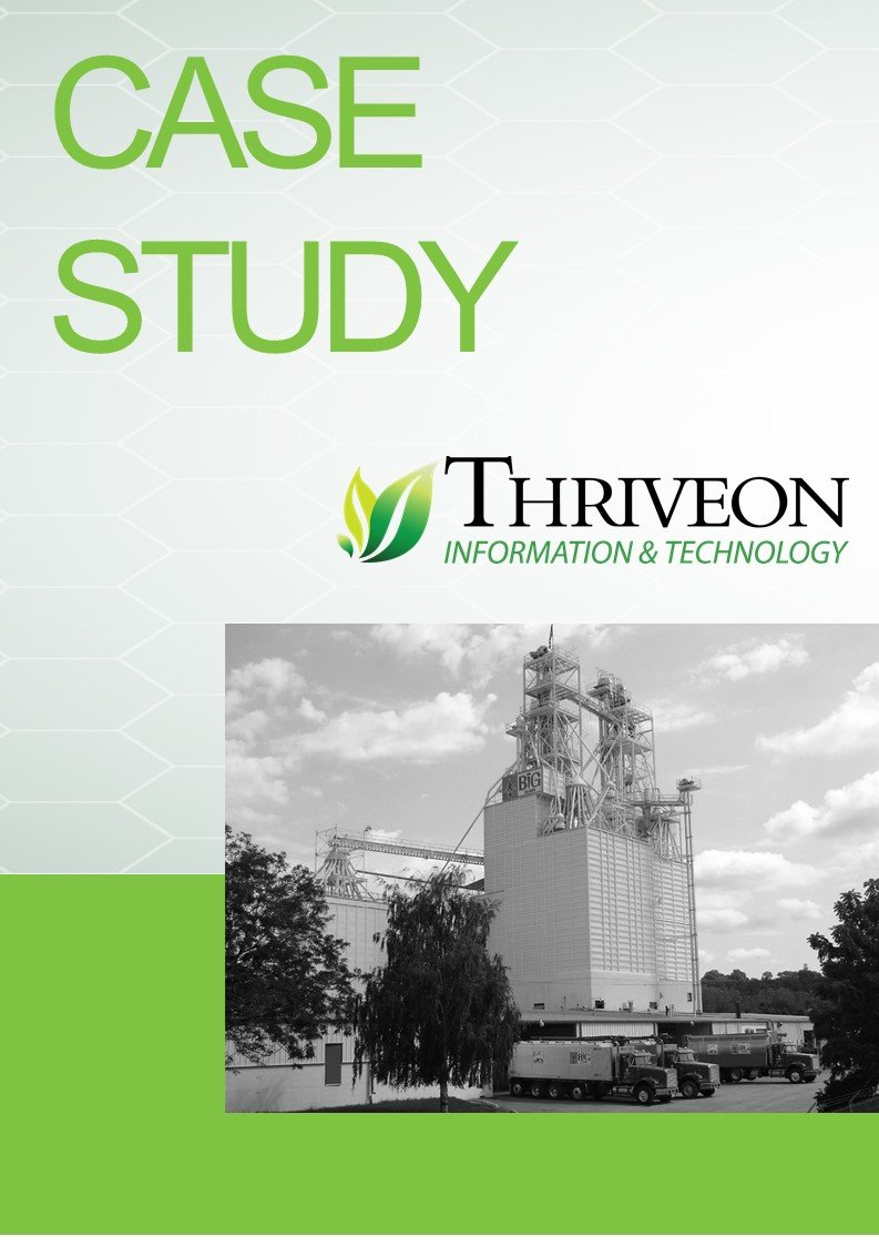 Agriculture IT Case Study