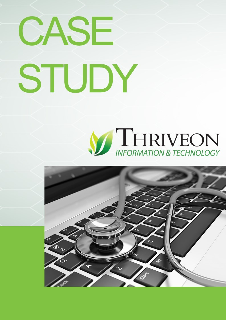 IT for Healthcare Case Study