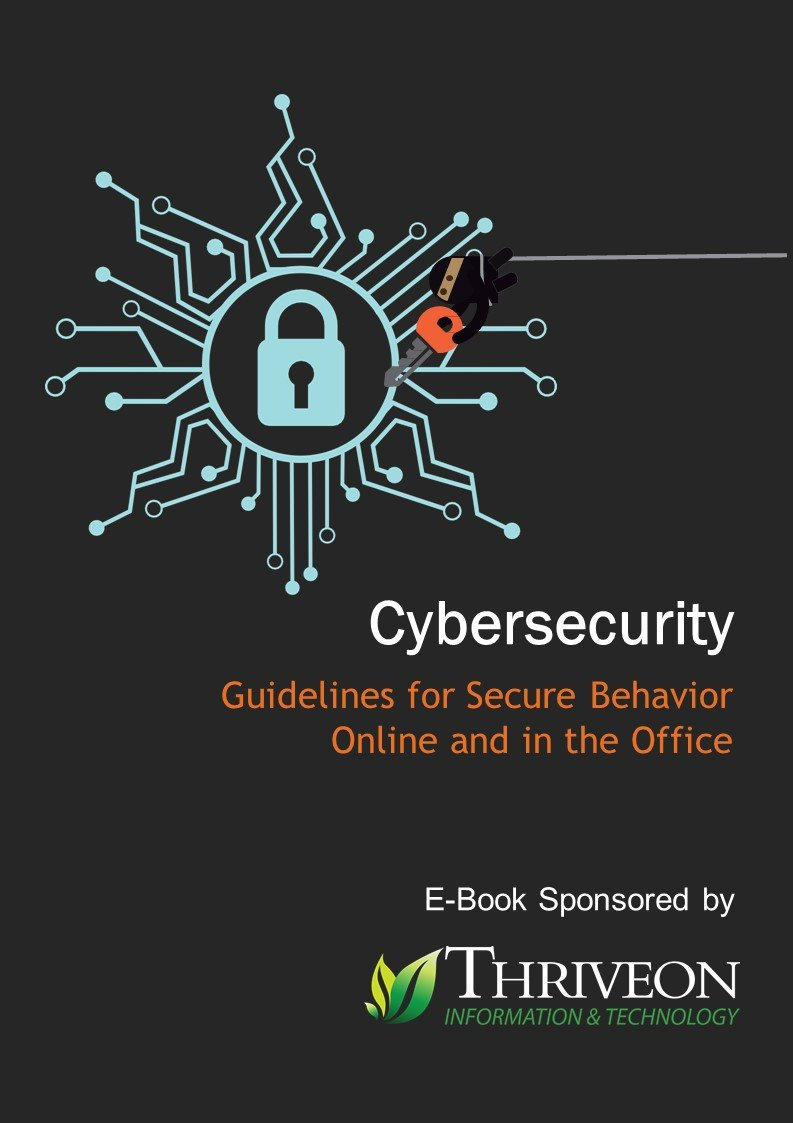 E-Book Cybersecurity Guidelines