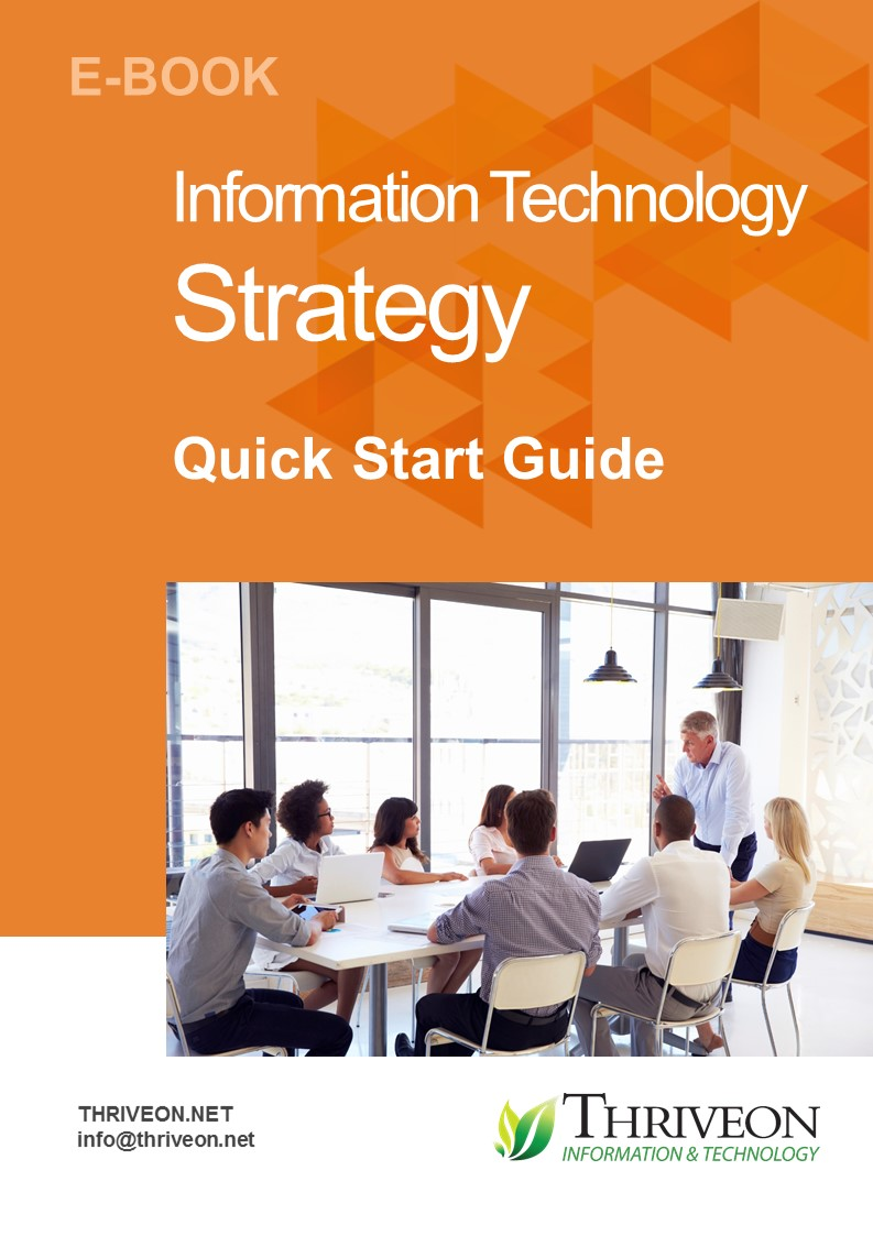 E-Book IT Strategy Quick Start Guide