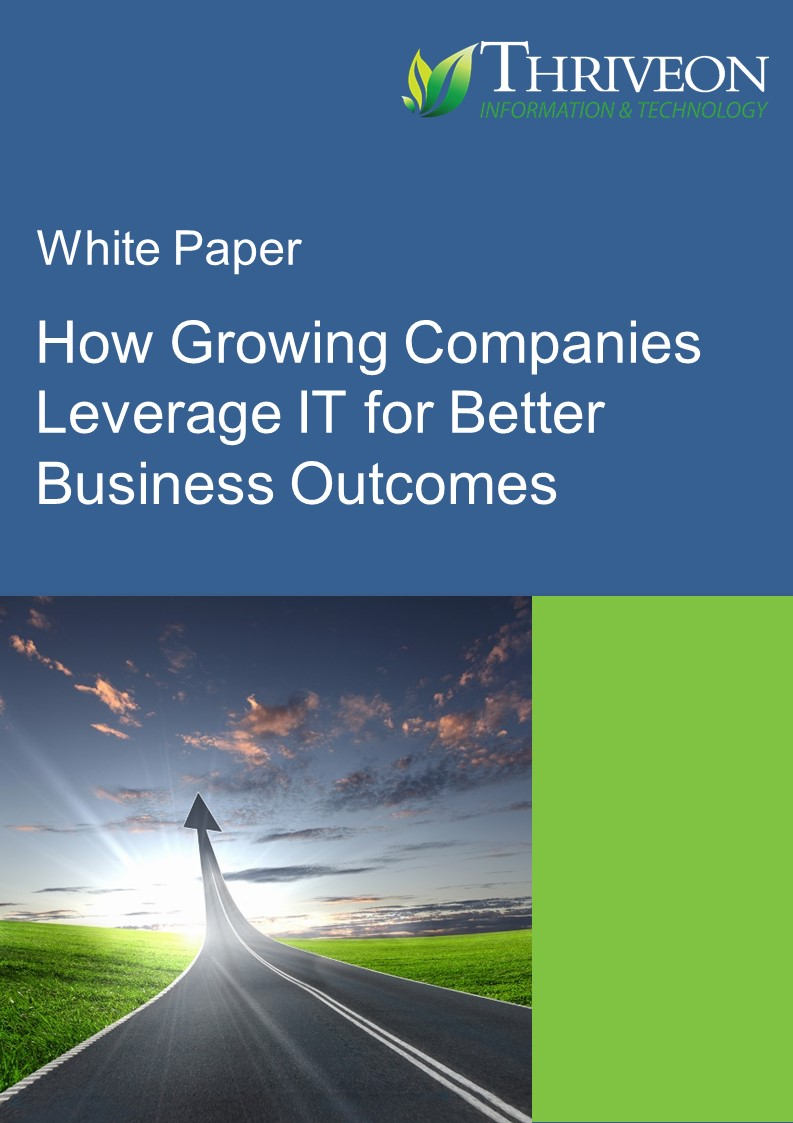 Leverage IT for Better Business Outcomes