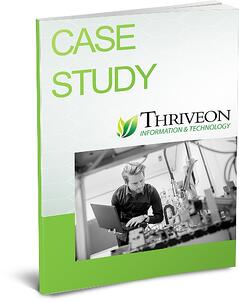 Download the Maunfacturing IT Case Study