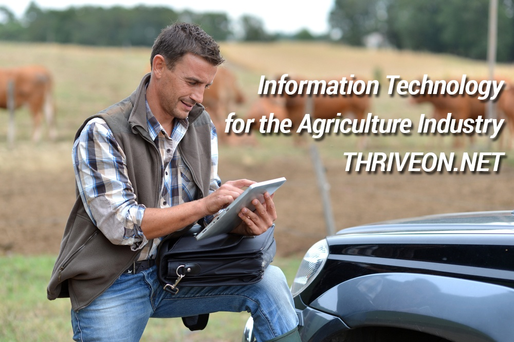 IT for the Agriculture Industry