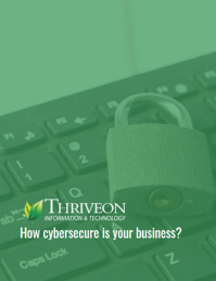 eBook cover How cybersecure is your business