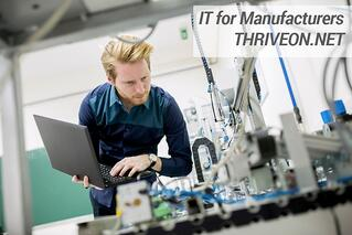 IT for manufacturers