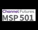 Channel Futures MSP 501 logo